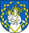 Coat of arms of Medzev