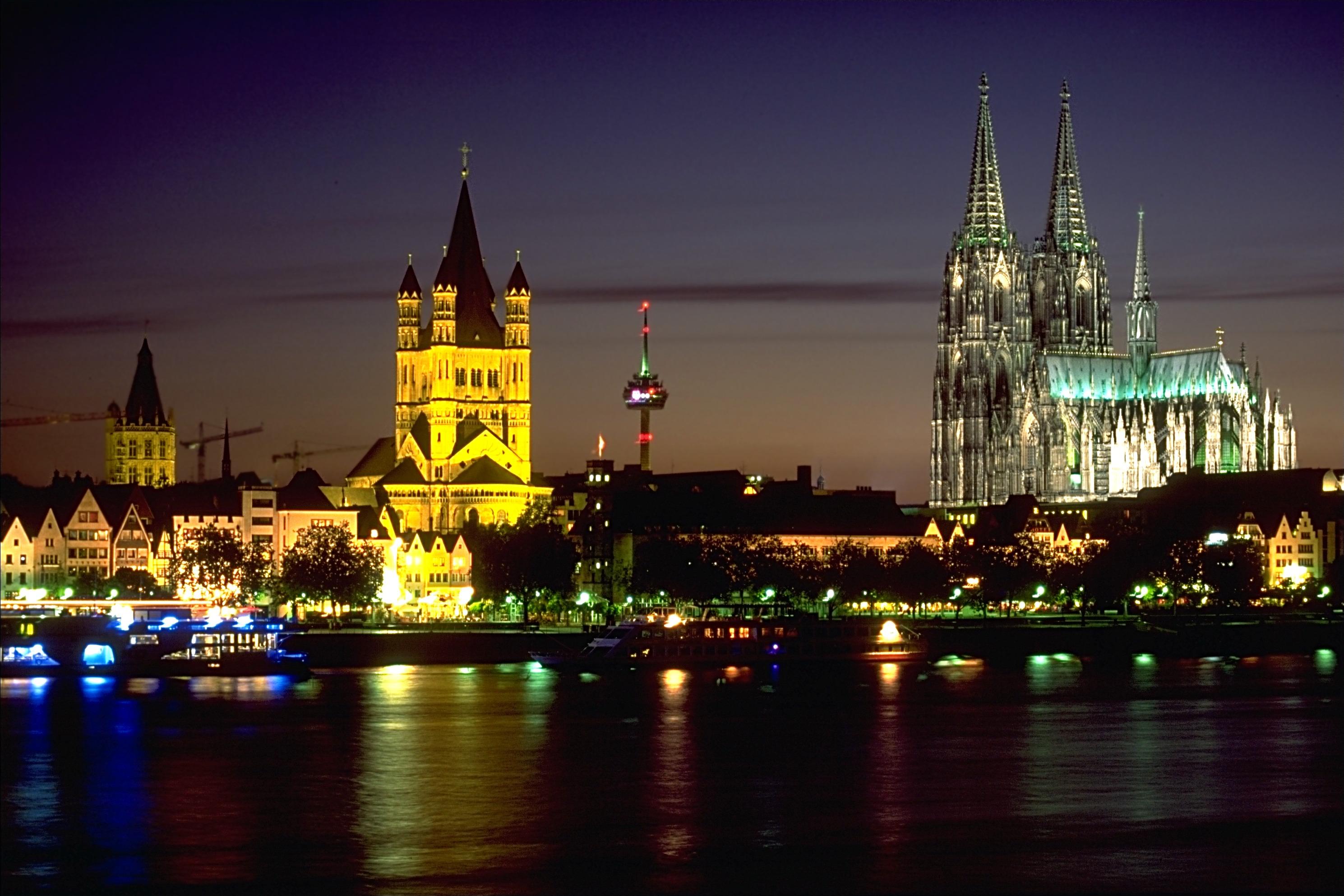 Cologne Germany  city photos gallery : Cologne, Germany SkyscraperCity