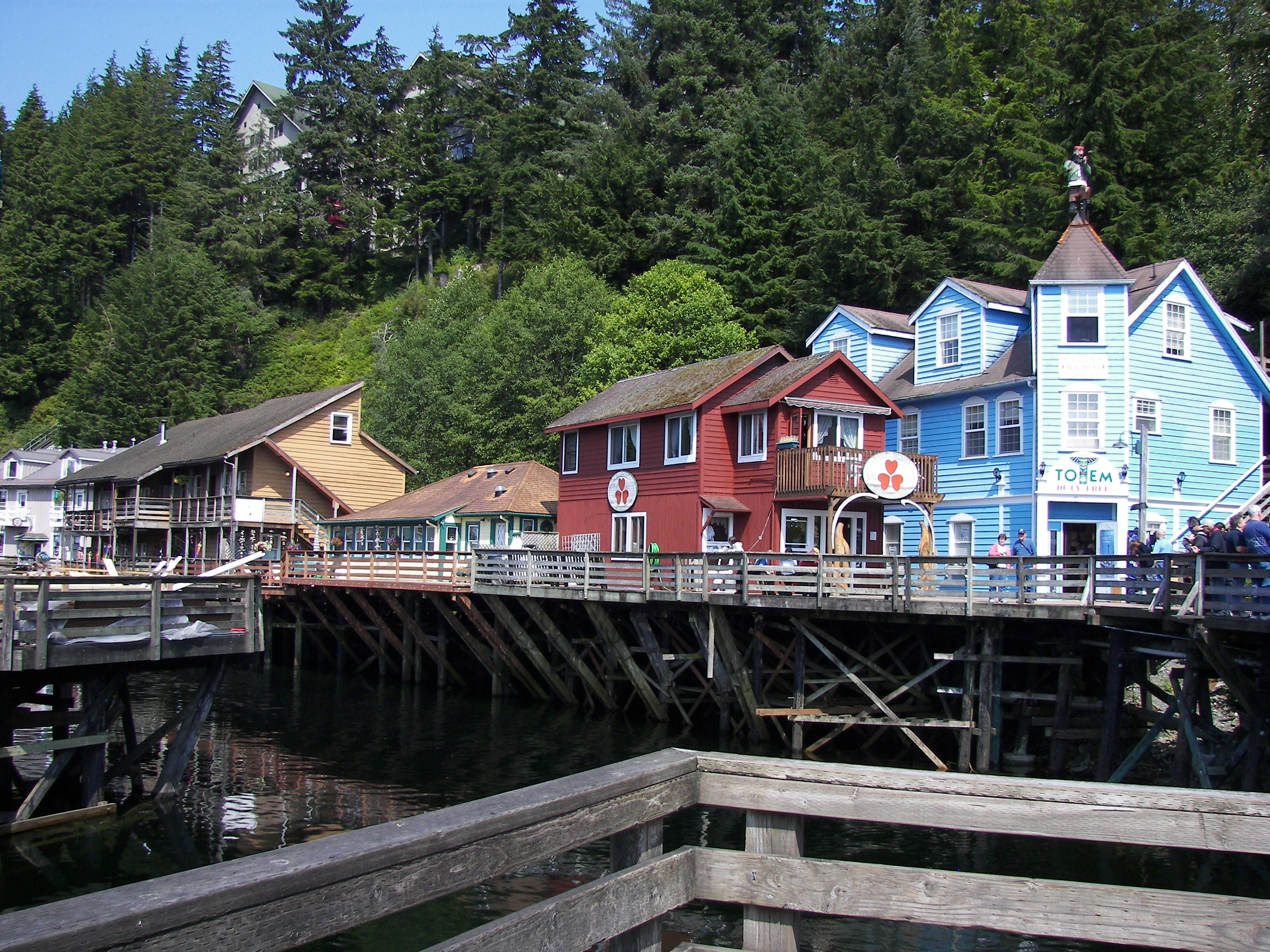 ketchikan architecturally charming neighborhoods alaska