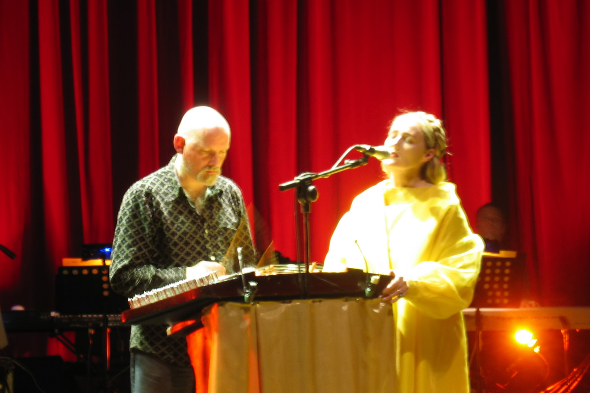 Dead Can Dance in concert 2005