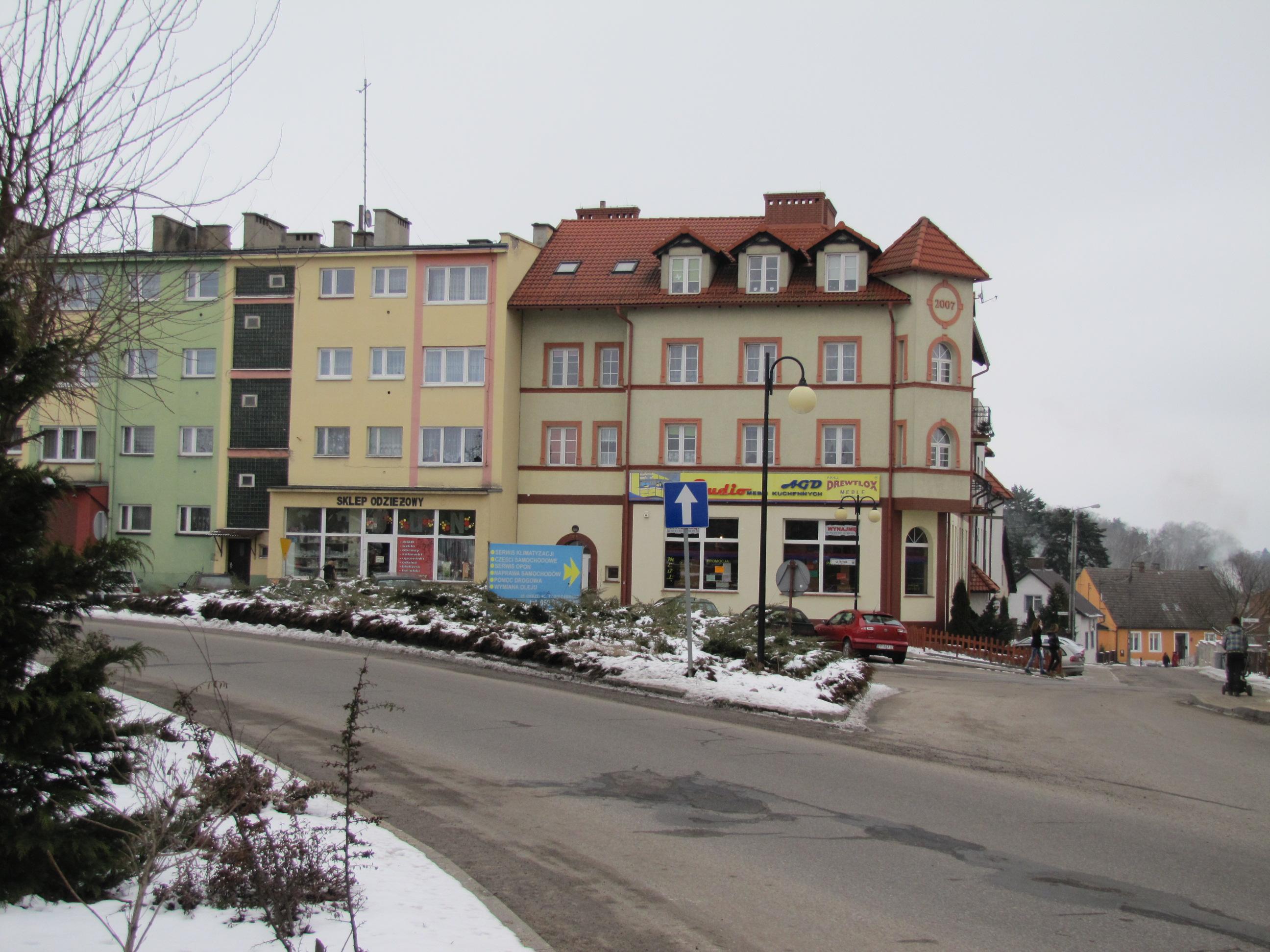 Debrzno (plaats)