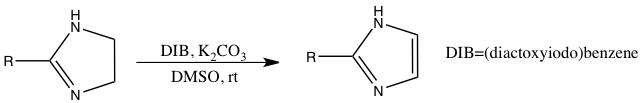 Dehydrogenation of imidazoline.png