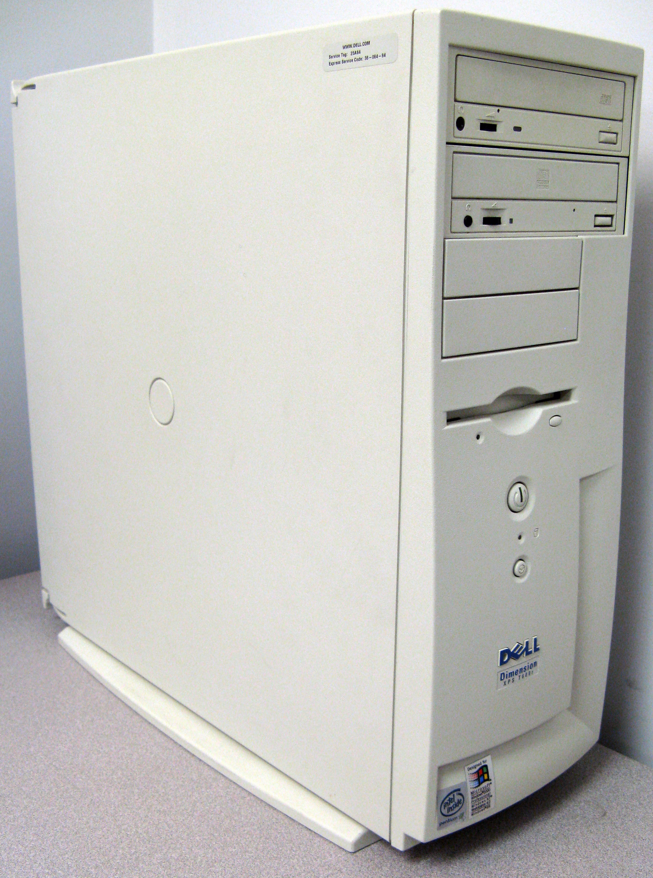 Dell XPS 600 Win 2000, XP, Vista Application & Driver Updates ...