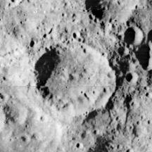 丹宁陨石坑