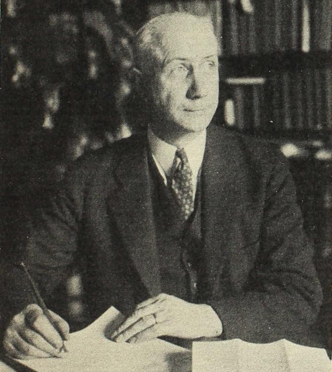 Dixon Ryan Fox, circa 1932
