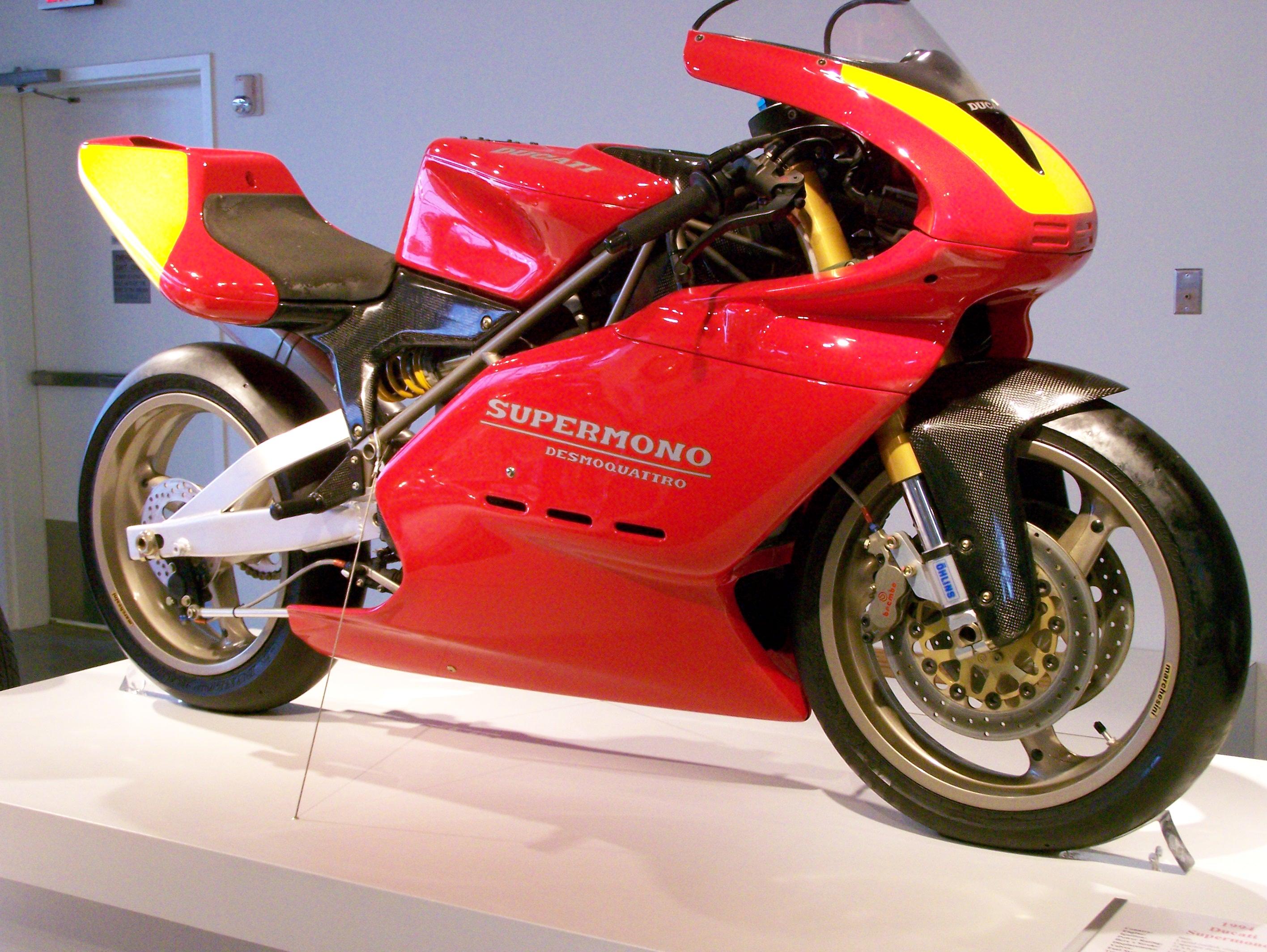 Ducati Supermono Price