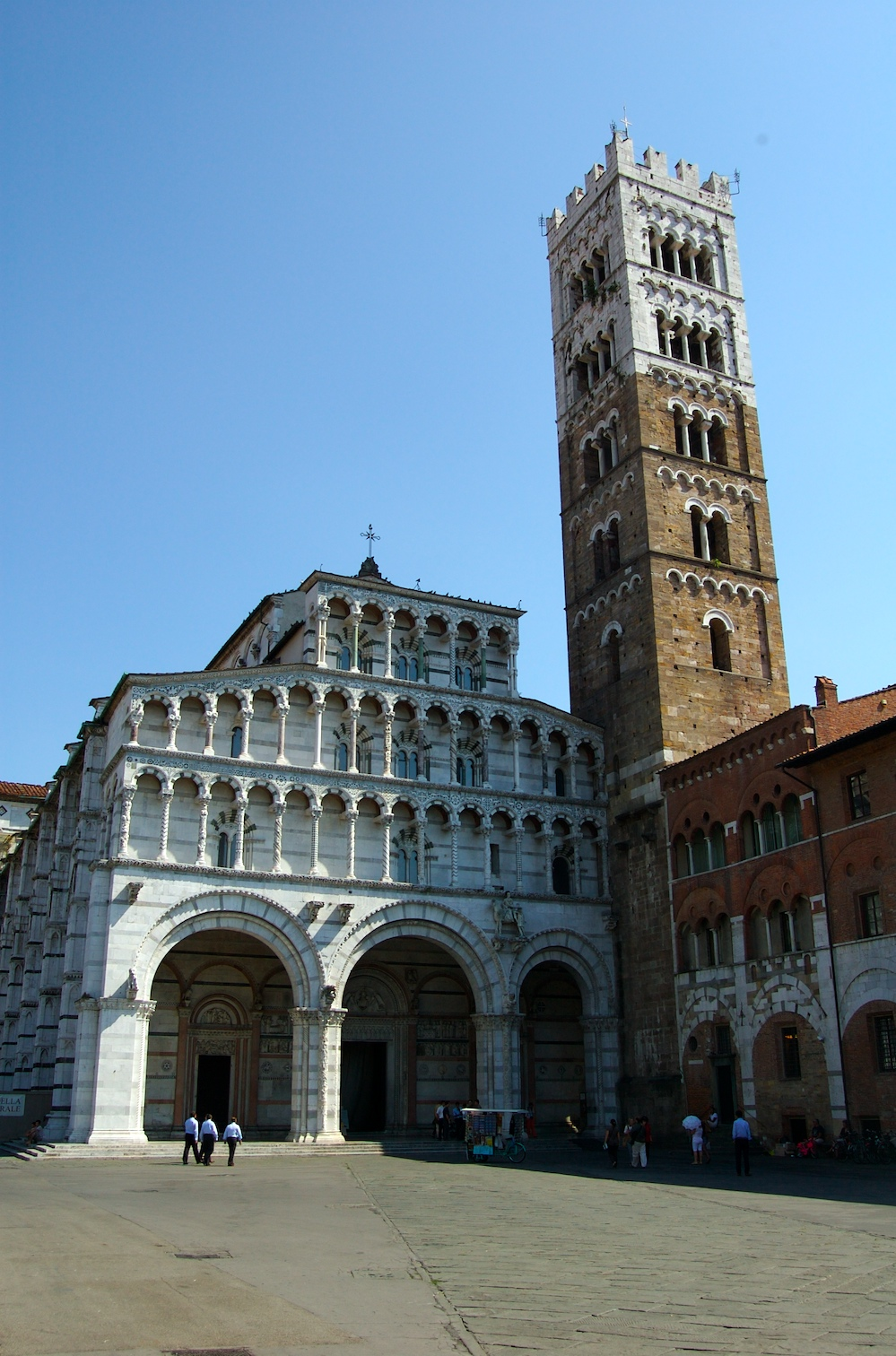 Roman Catholic Archdiocese of Lucca - Wikidata