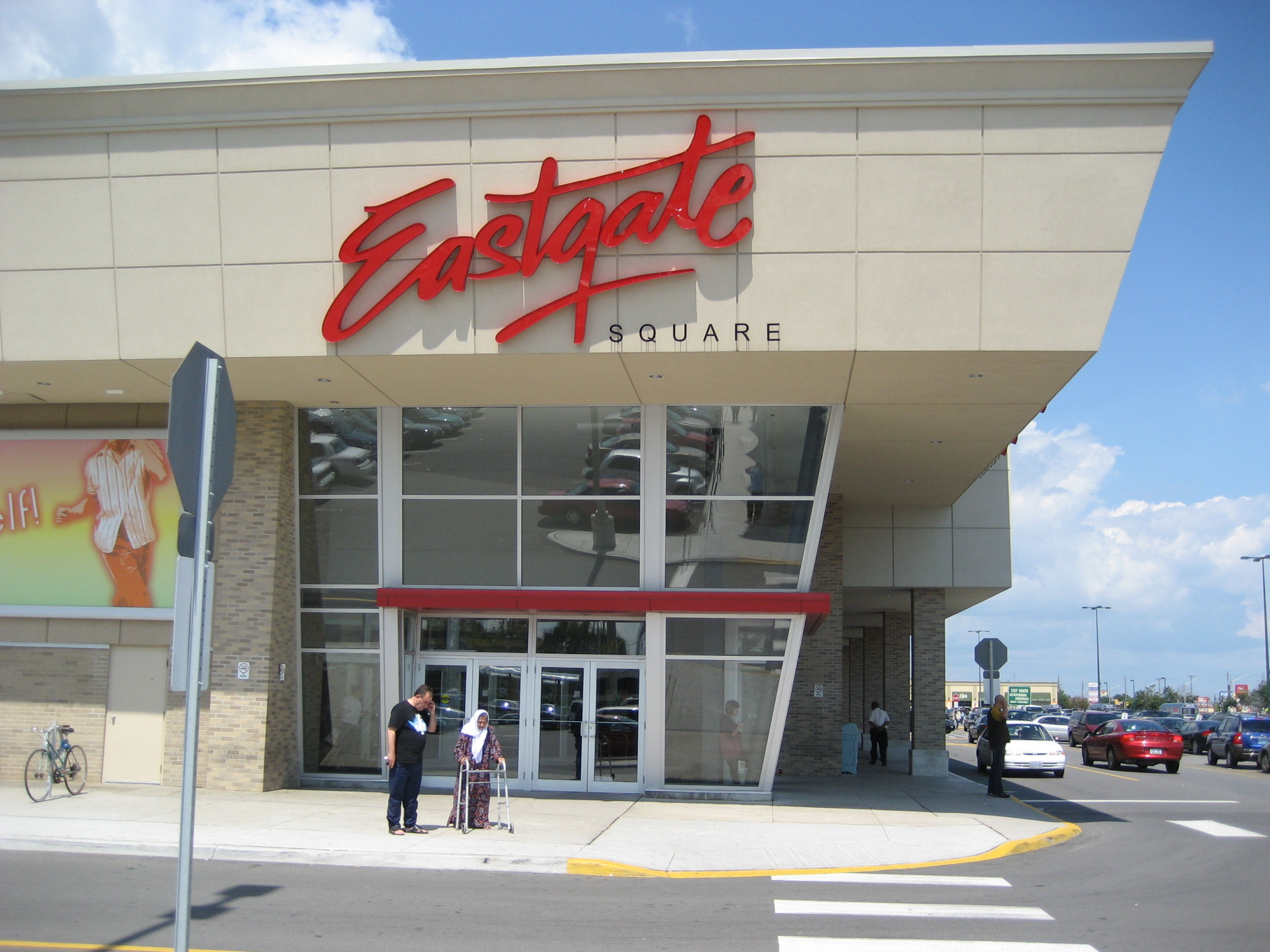 Food Court Square One Mississauga