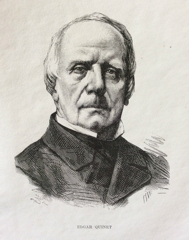 Edgar Quinet.