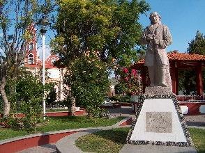 Santa Catarina, Guanajuato in Guanajuato State, Mexico