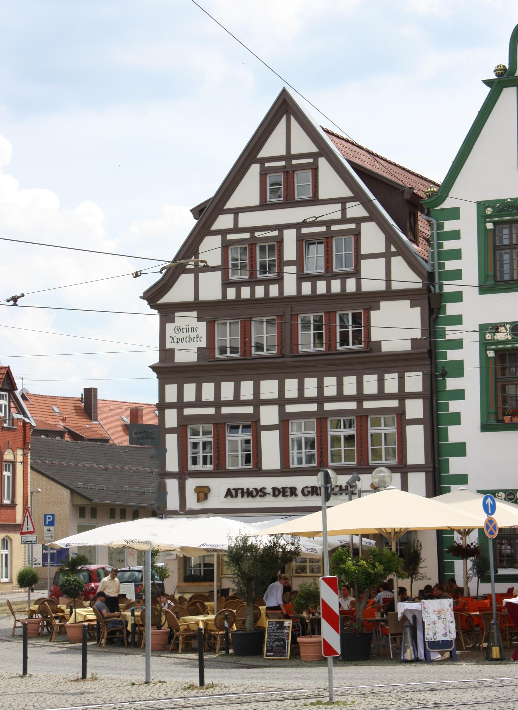 File erfurt haus domplatz wikimedia commons for Esprit haus erfurt