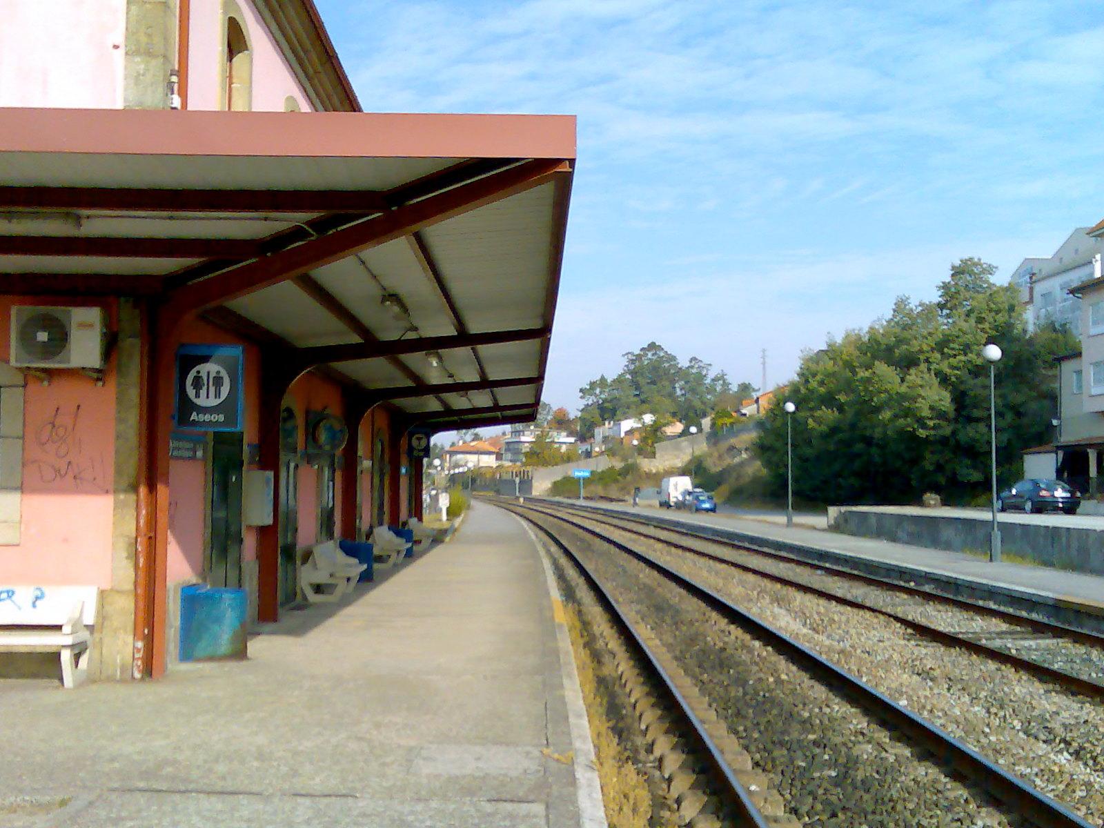Estación de Padrón