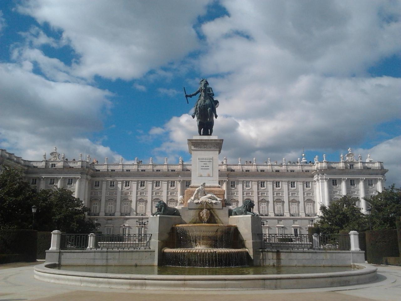 Plaza De Oriente Wikipedia