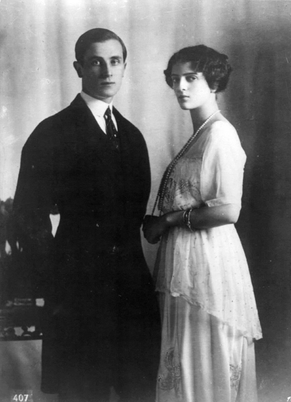 File Felix Yusupov And Princess Irina Of Russia Cph