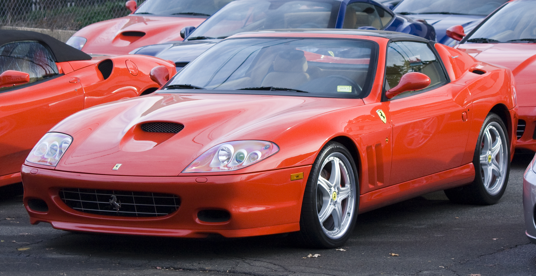 File Ferrari 575m Superamerica Jpg Wikimedia Commons