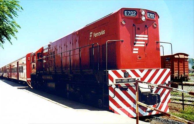 Electro Motive Diesel >> Locomotora EMD G22CU - Wikipedia, la enciclopedia libre