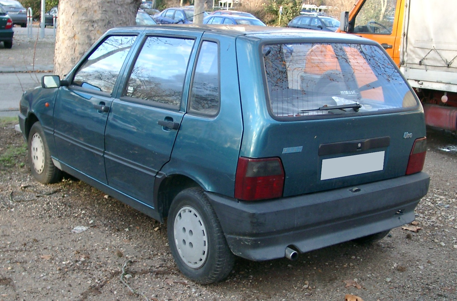 Fiat  Car Cover