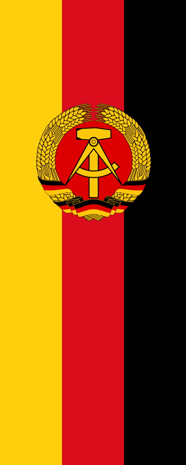 File:Flag of East Germany (Hanging) png - Wikimedia Commons