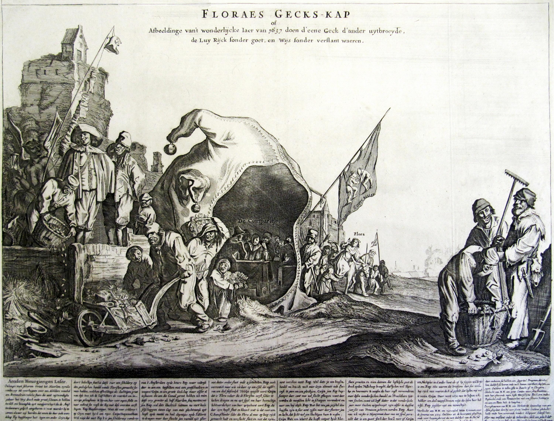File:Floraes Gecks-kap van Cornelis Danckerts naar een tekening van Pieter  Nolpe 1637