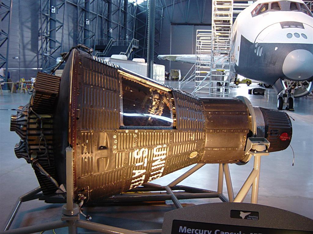 Freedom 7 Spacecraft