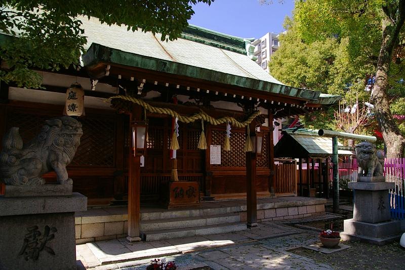 天神社 (大阪市福島区) - Wikipedia