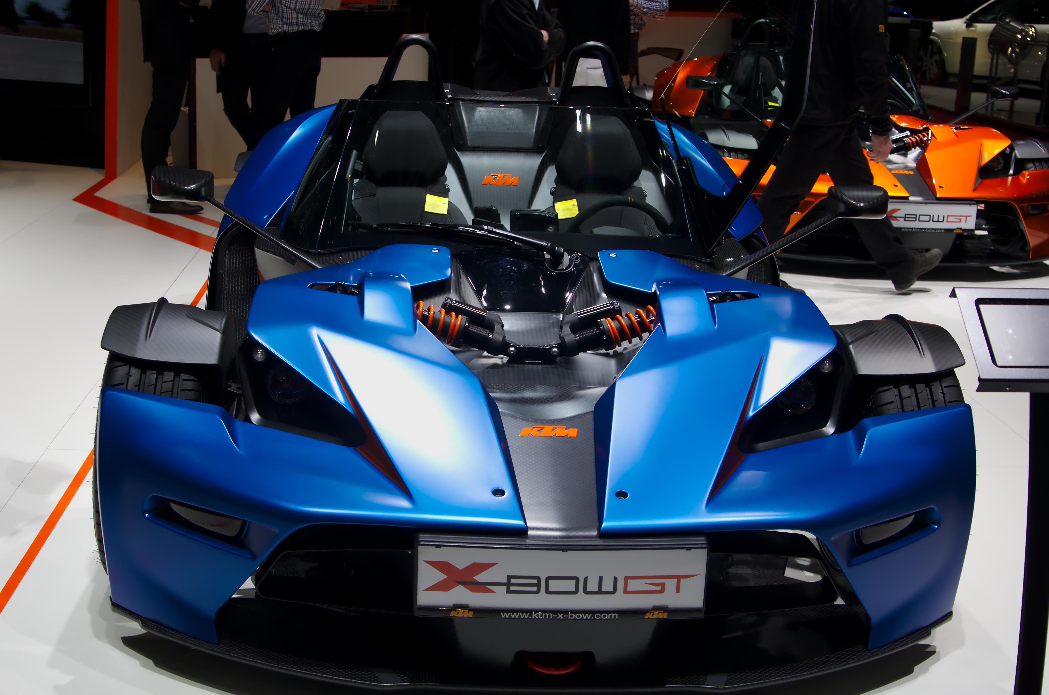 Ktm X Bow >> File:Geneva MotorShow 2013 - KTM X-bow GT blue front.jpg ...