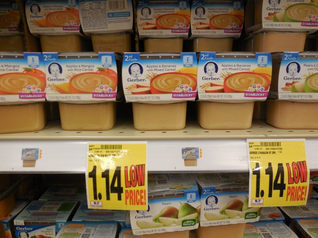 Kroger Baby Food Deals