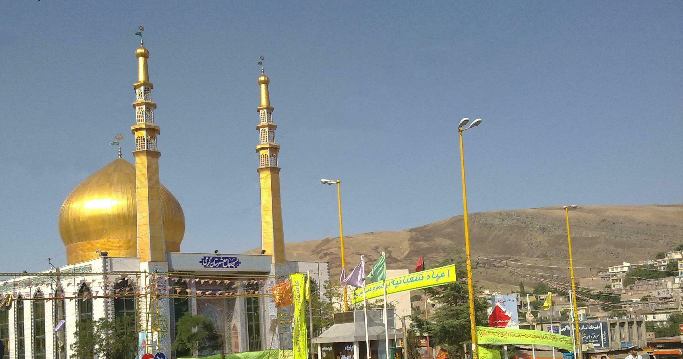 گرمی - مسجدجامع