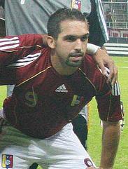 Giancarlo Maldonado Venezuelan footballer