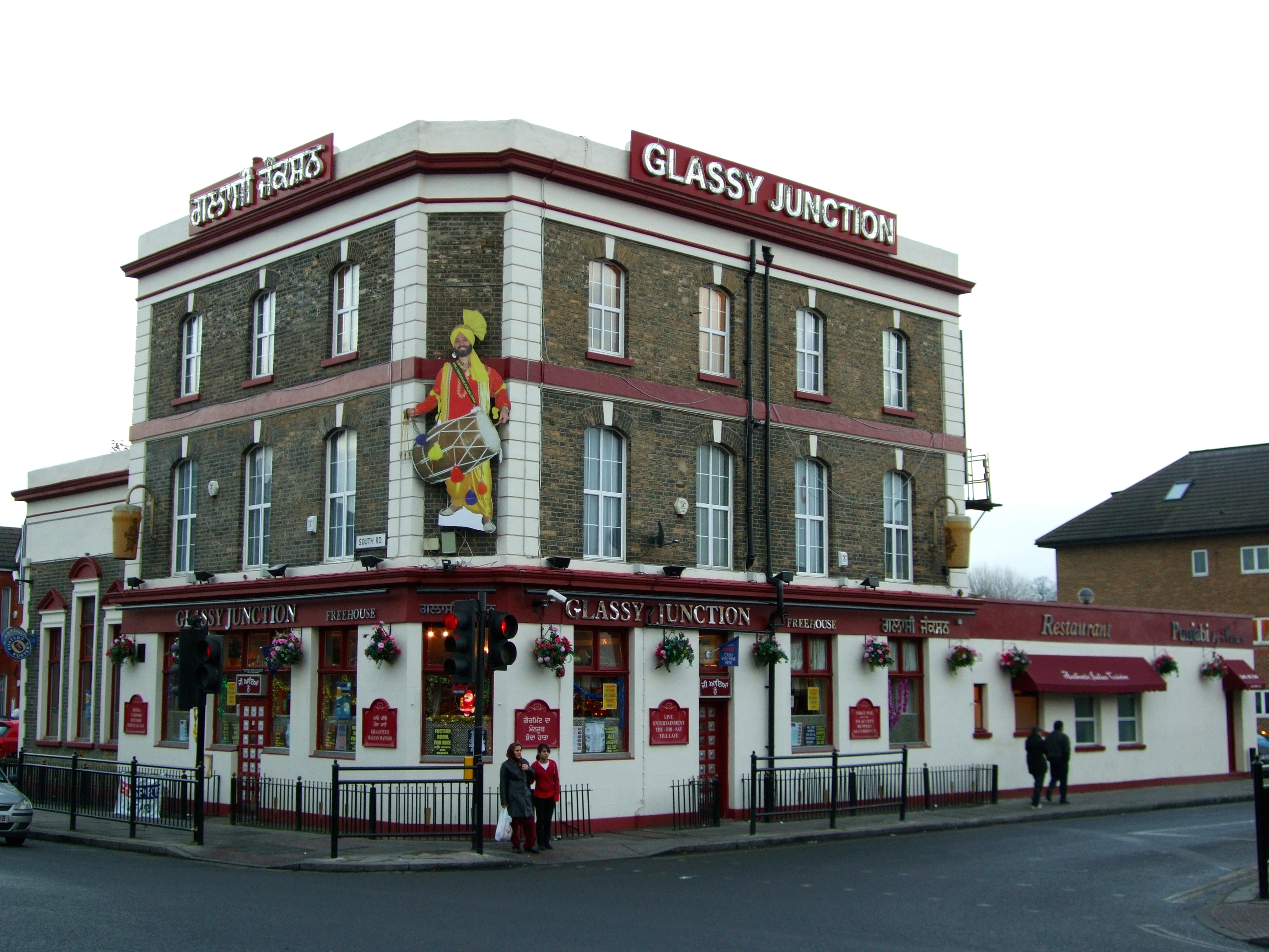 Pubs In Southall Serving Indian Food
