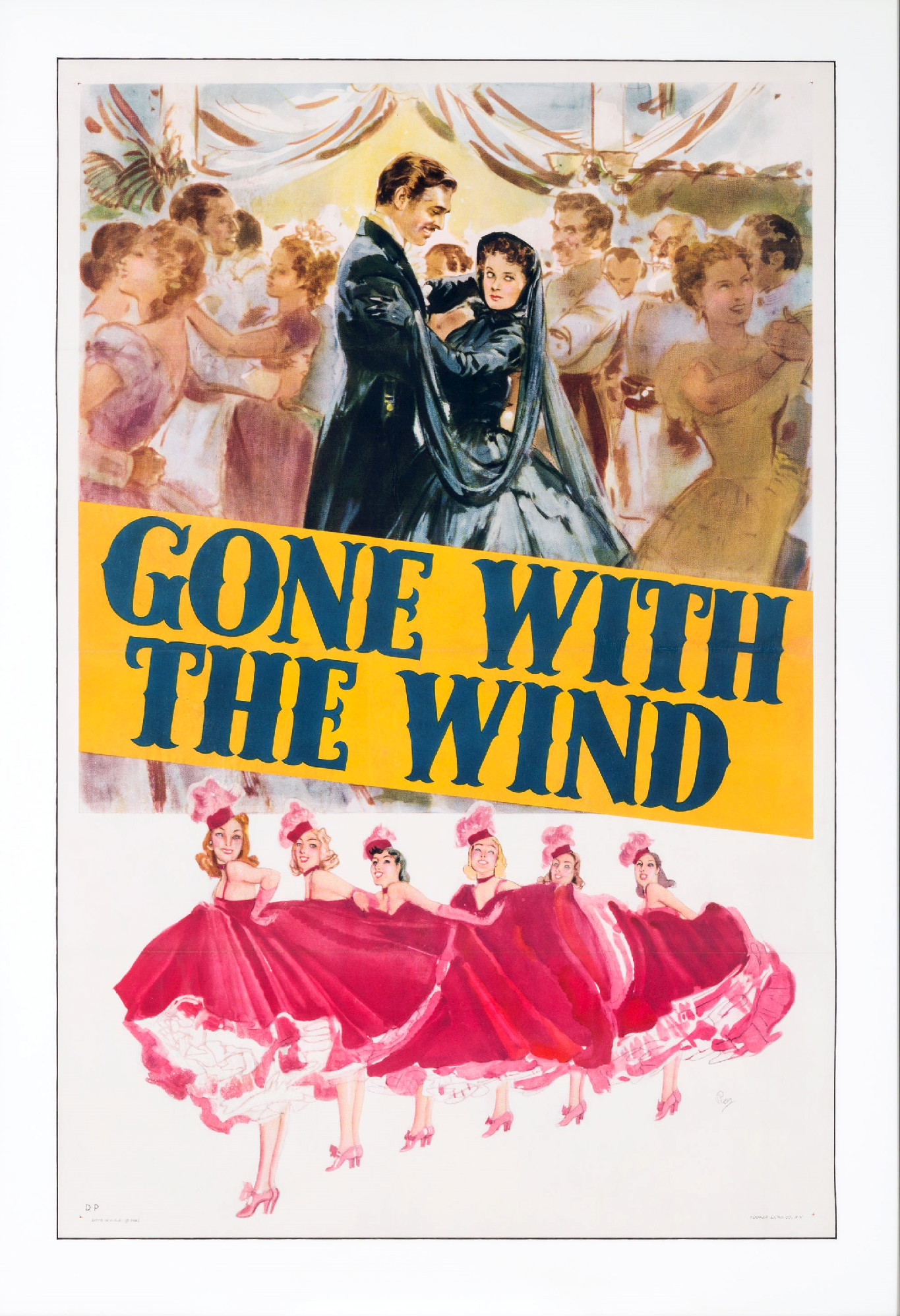 File Gone With The Wind Poster Wikipedia