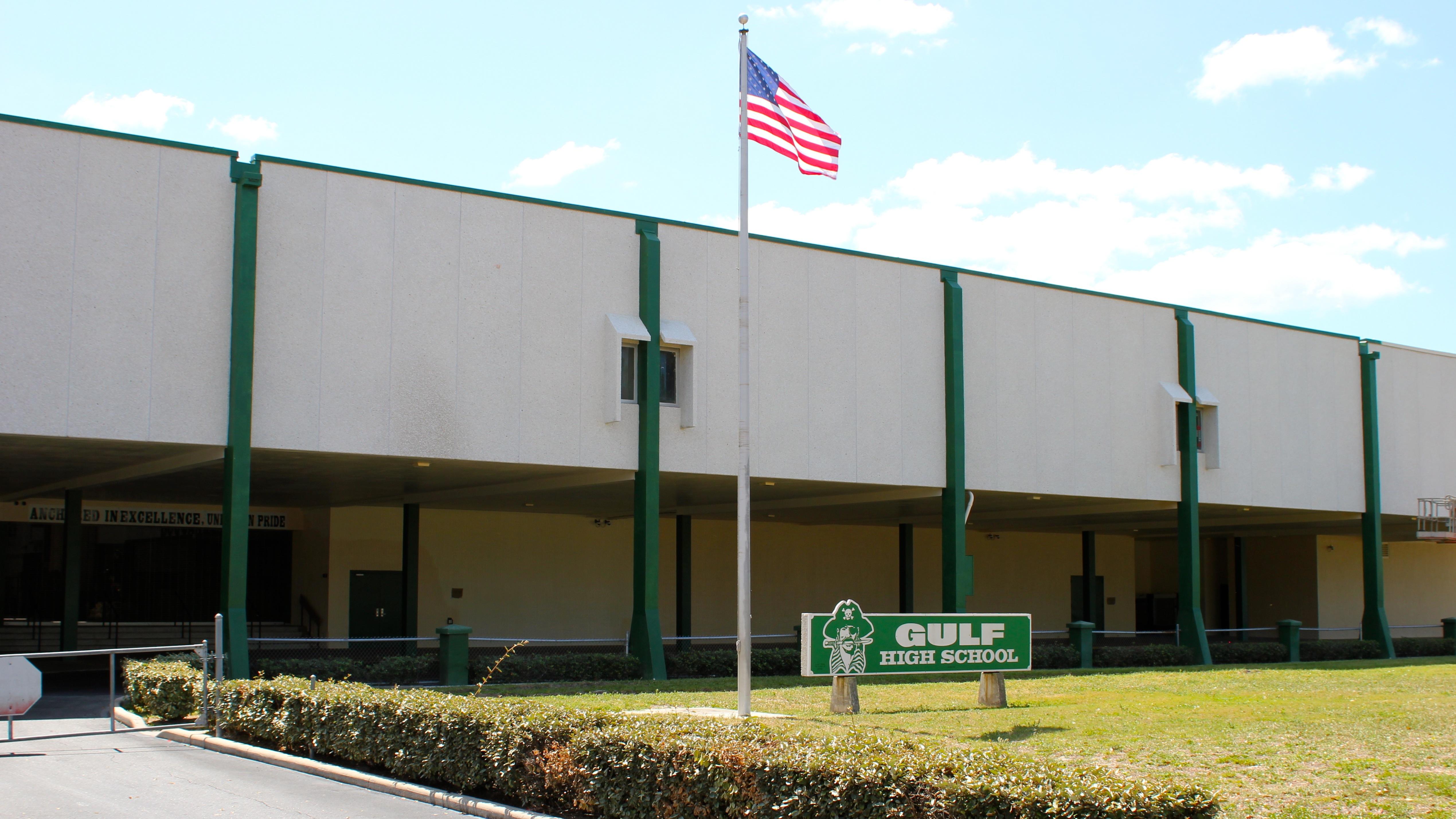 Gulf High School - Wikipedia