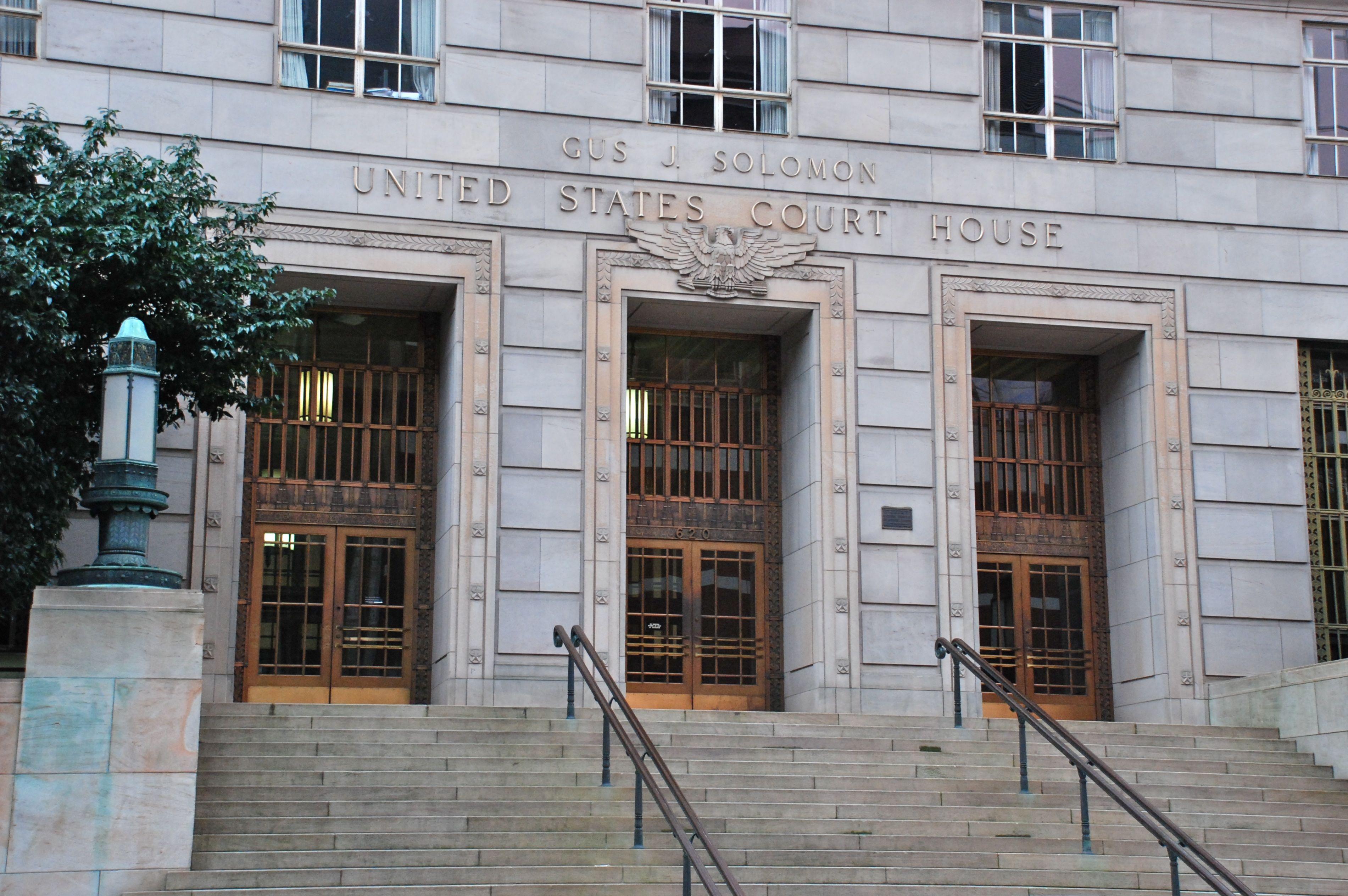 Gus J. Solomon United States Courthouse - Wikipedia