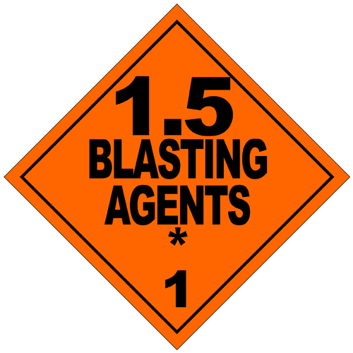 File:HAZMAT Class 1-5 Blasting Agents.png - Wikimedia Commons