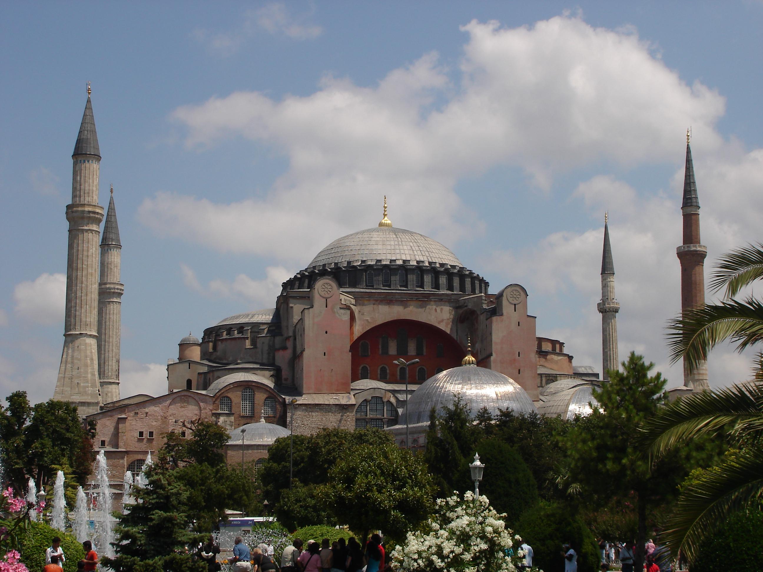 Hagia Sophia – AMG Inspired