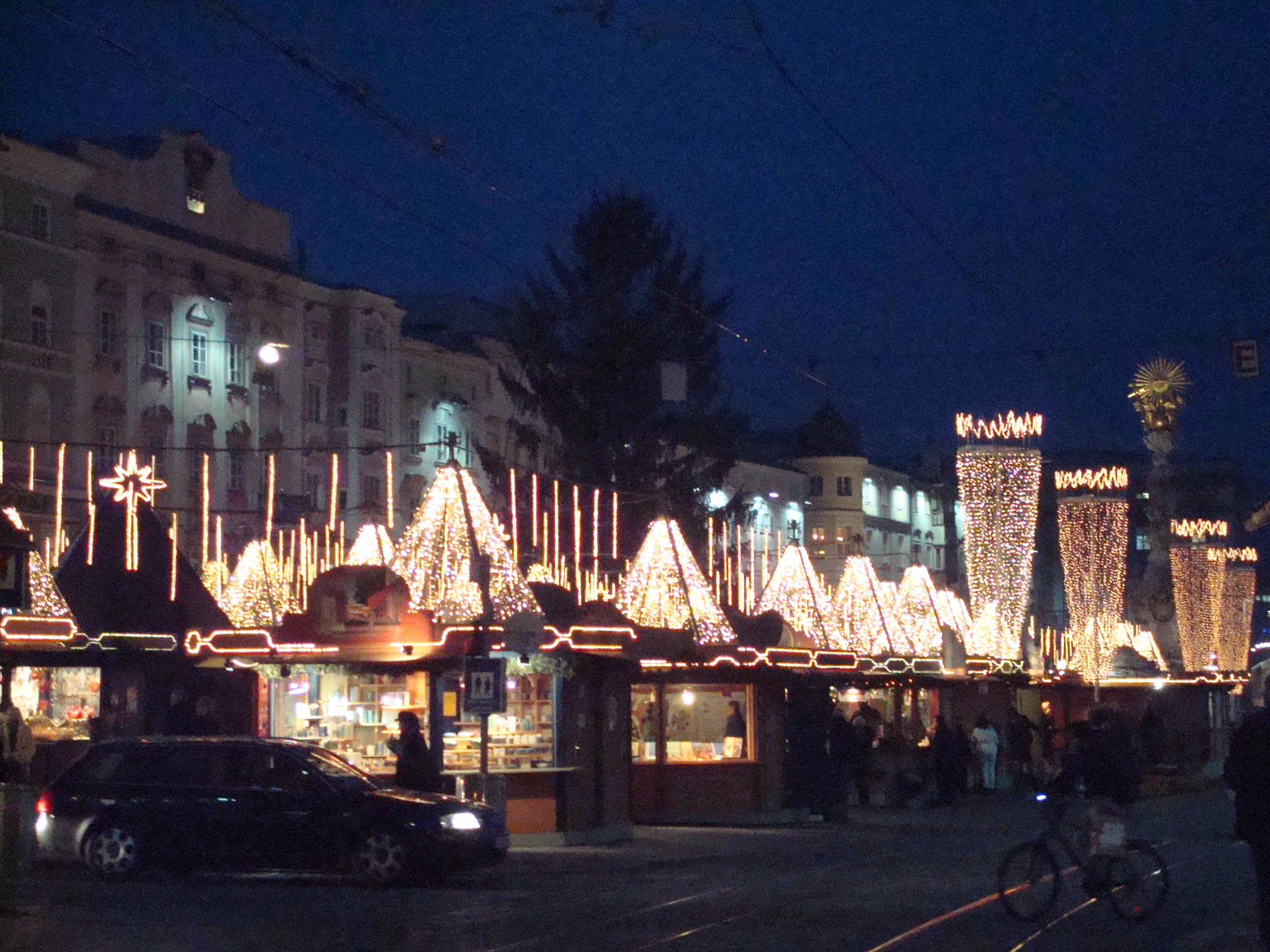 Linz Weihnachtsmarkt