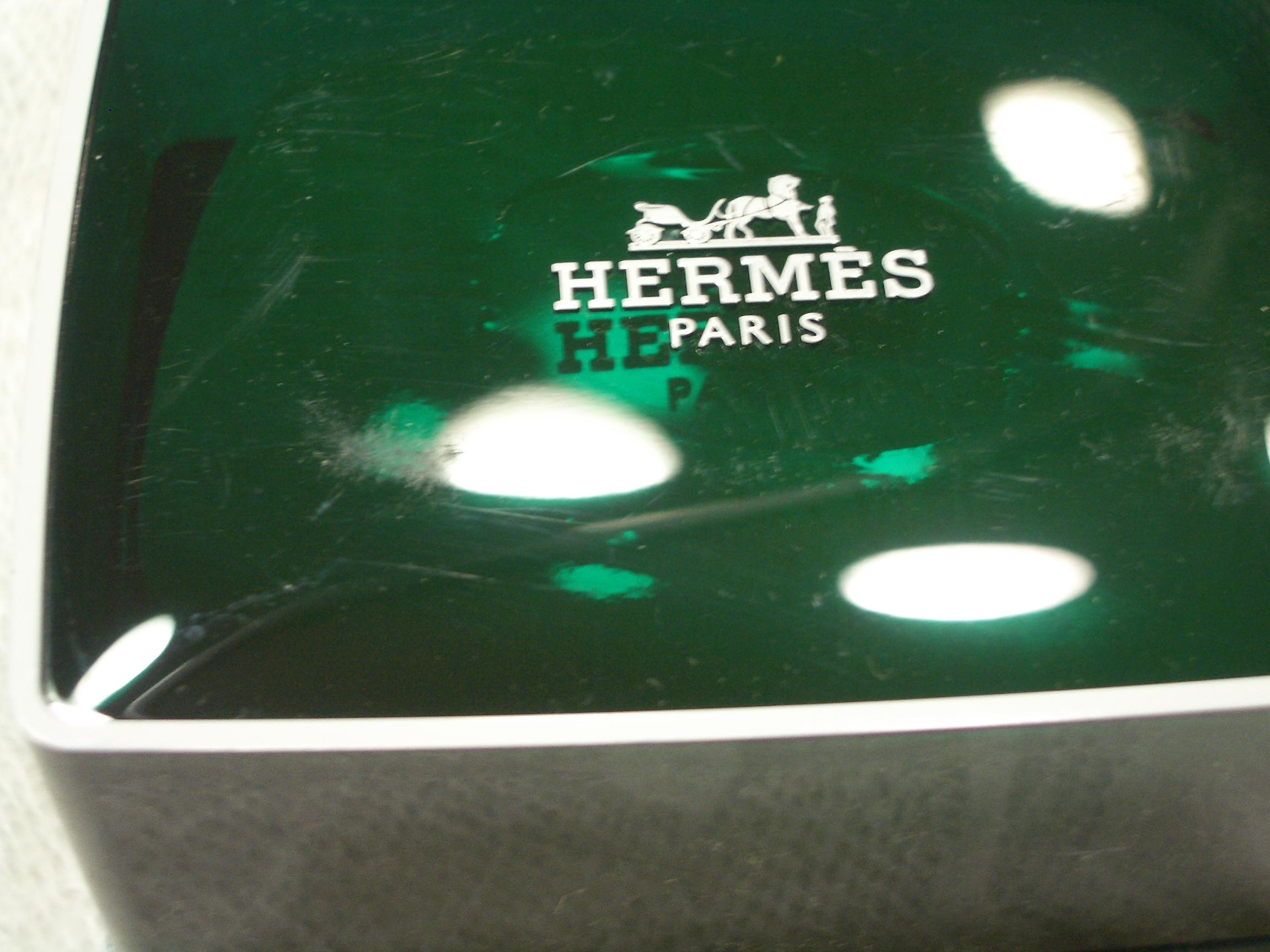 hermes leather cologne