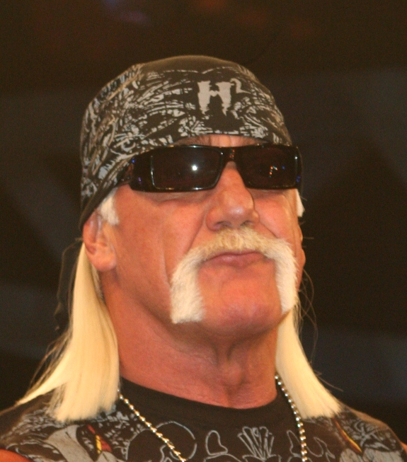 Hulk Hogan No Mustache 1995