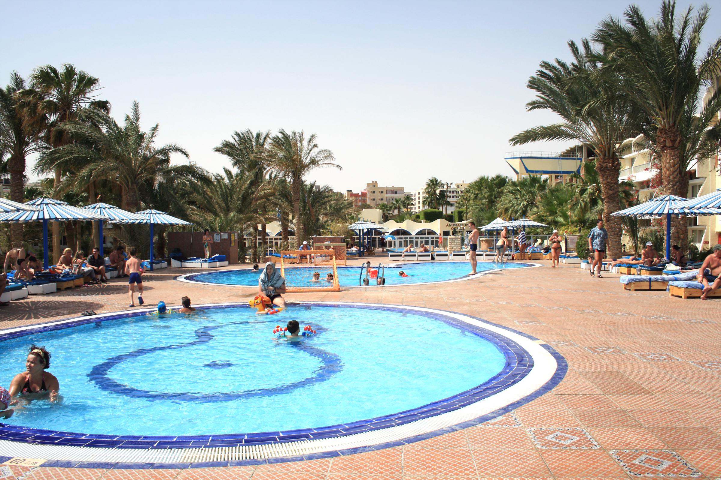Egypt Beach Hotels