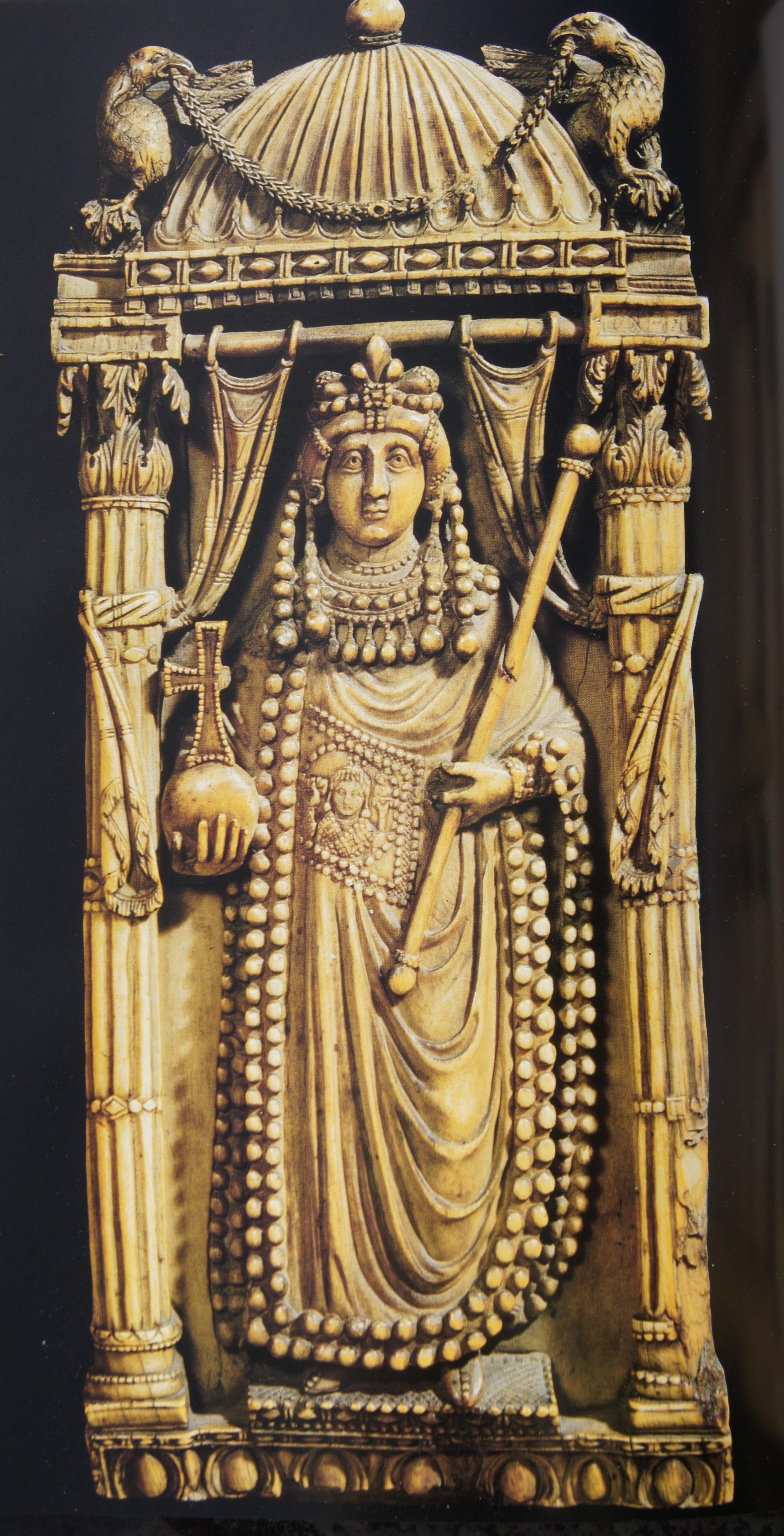 Empress Ariadne or Amalasuntha