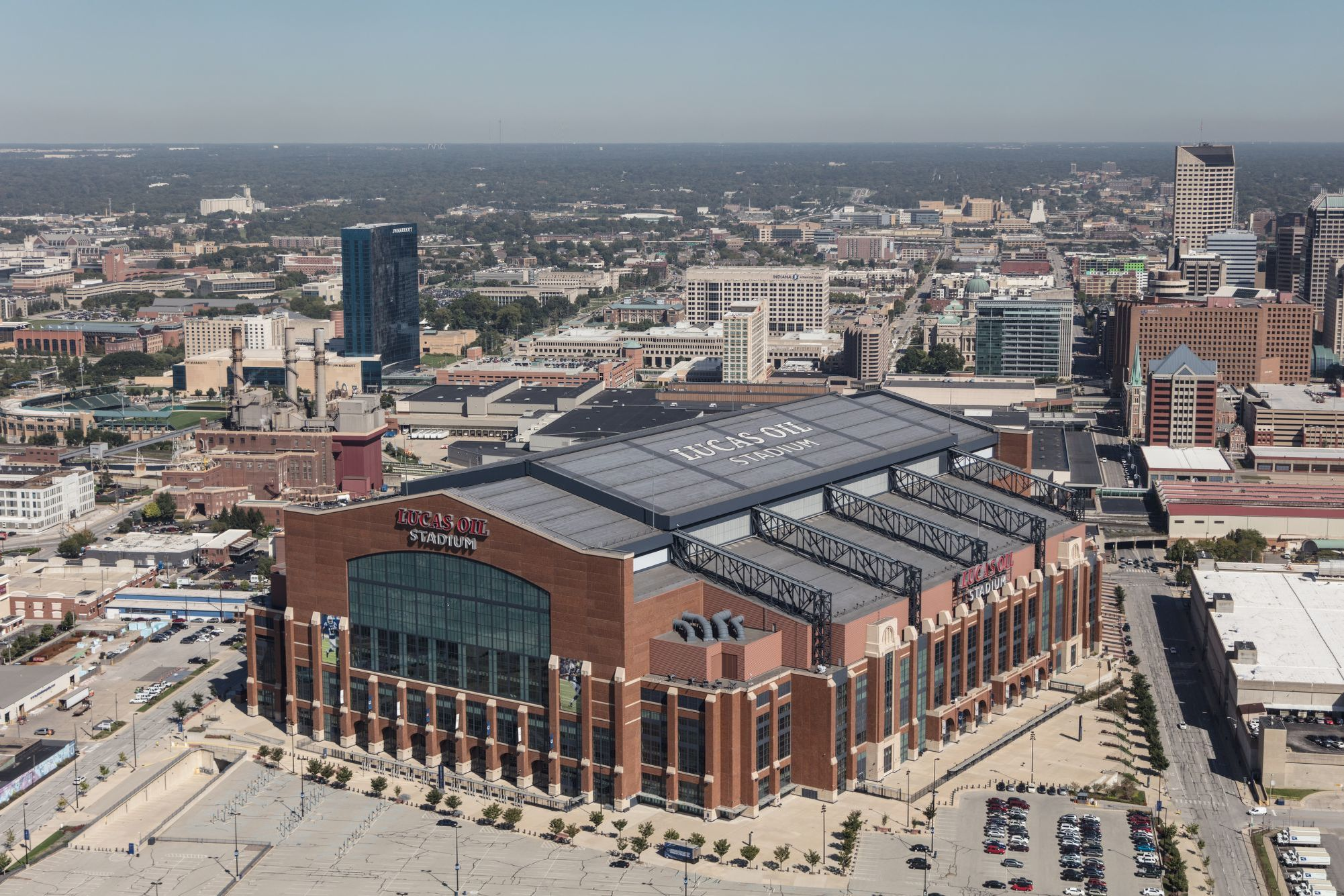 Lucas Oil Stadium Wikipedia
