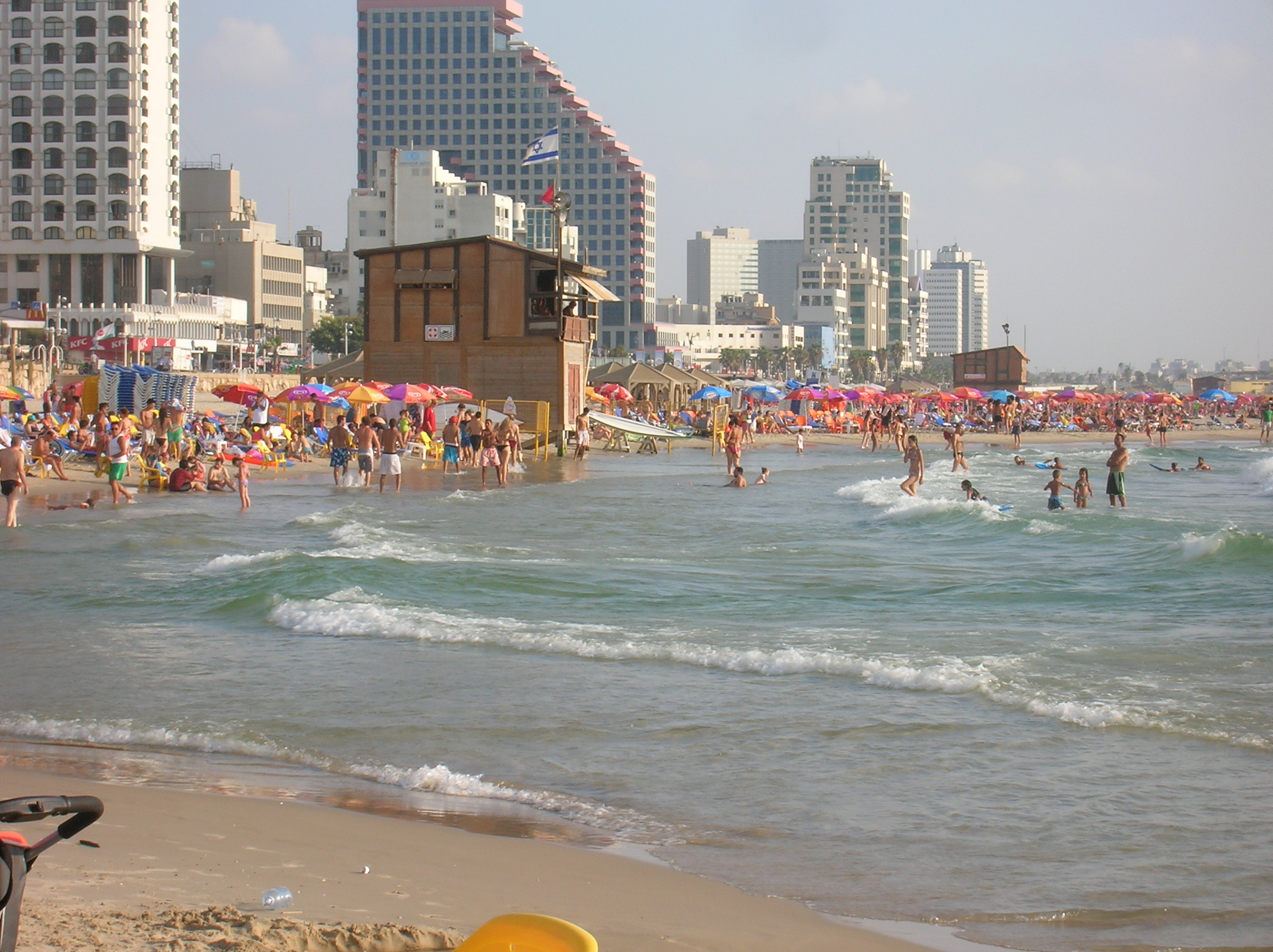 Tel Aviv Israel  city photos : Israel Tel Aviv Beach 001