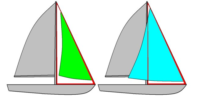 cut of one s jib wiktionary