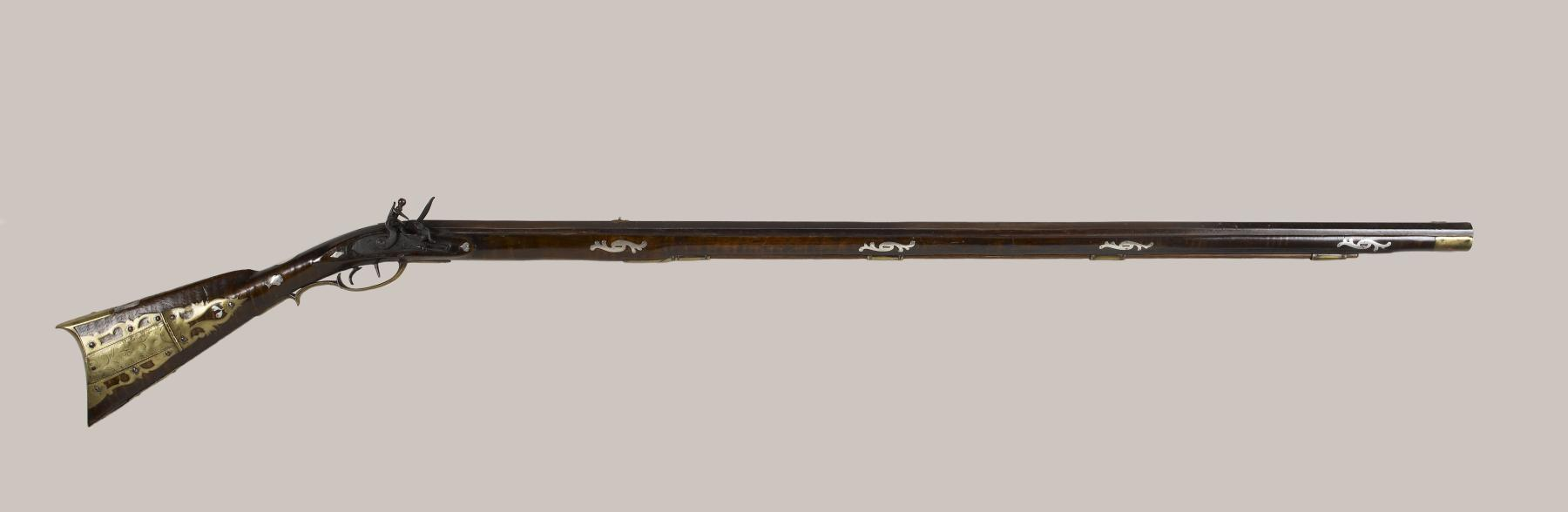 how to clean a kentucky long rifle