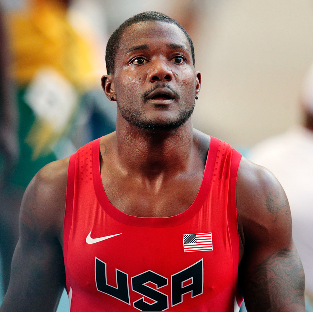 Image result for Justin Gatlin