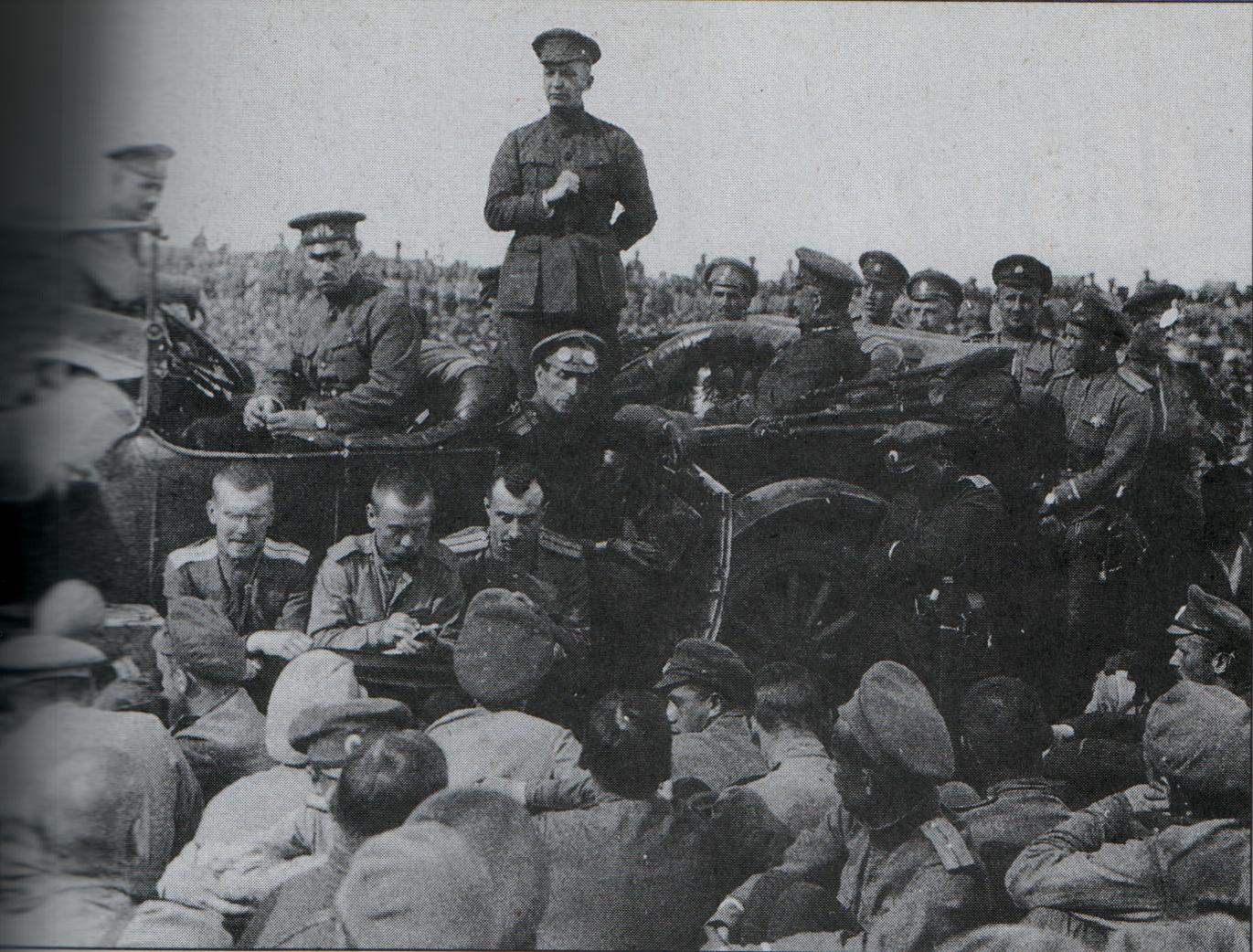 a biography of alexander kerensky a russian socialist revolutionary