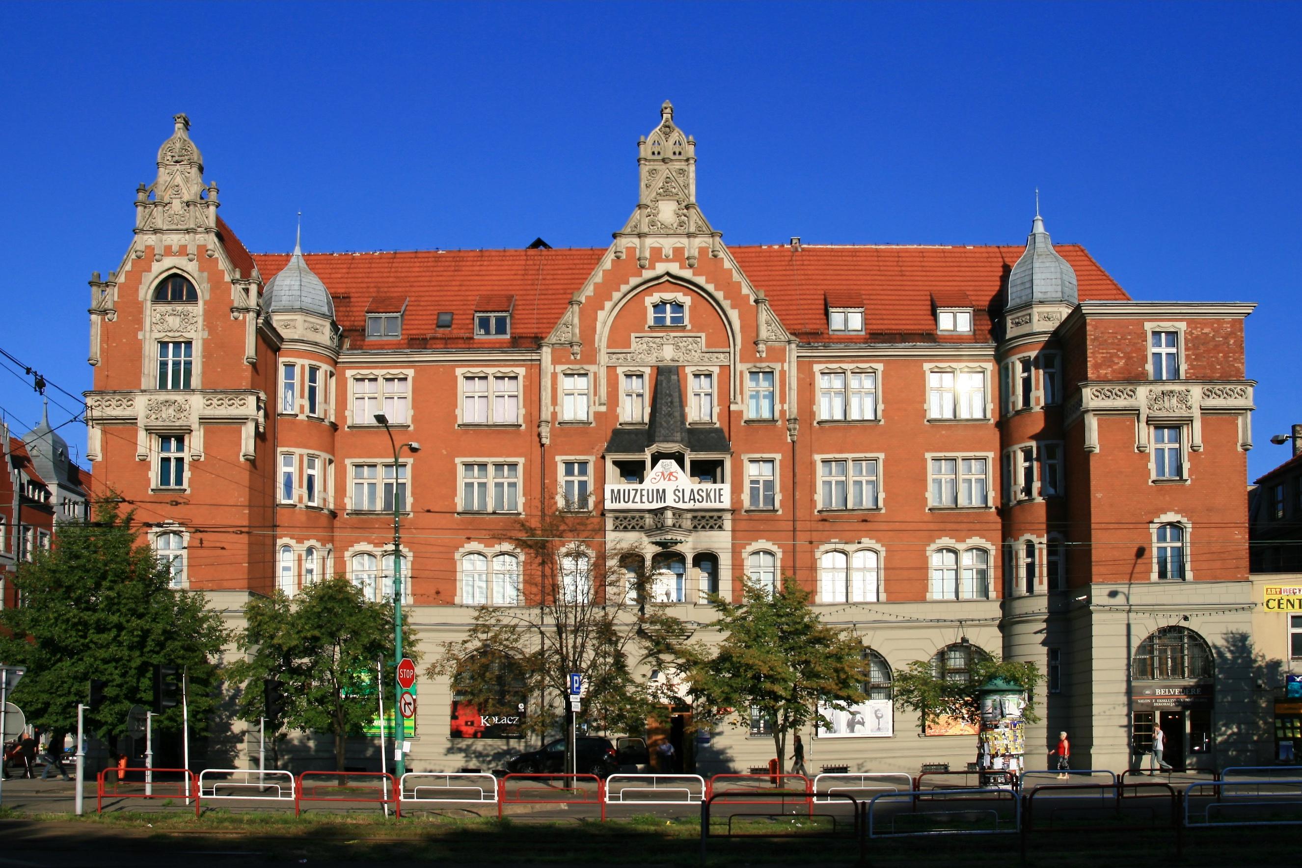 Gmach Muzeum Śląskiego