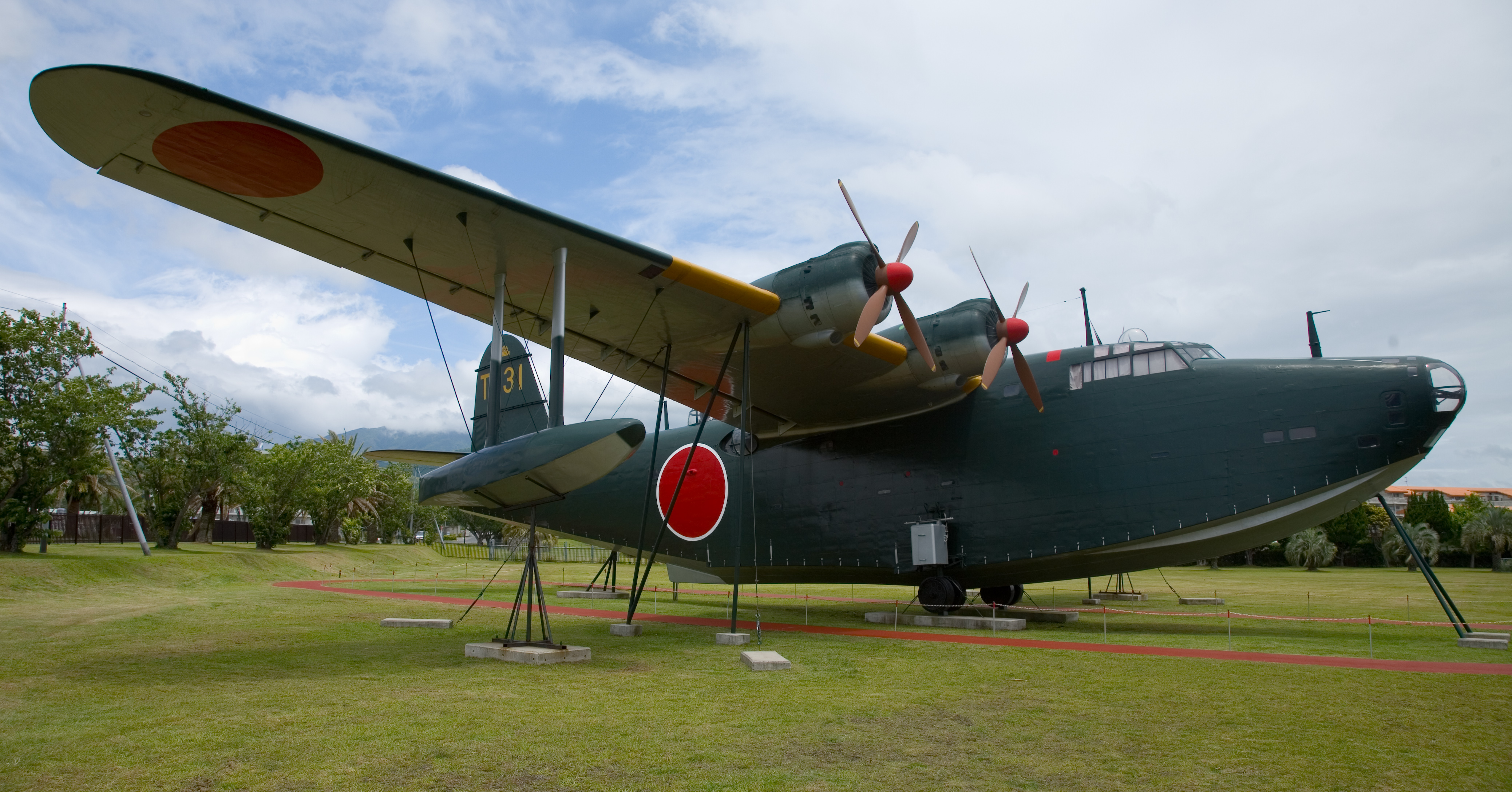 Image result for The Kawanishi H8K(The Imperial Japanese