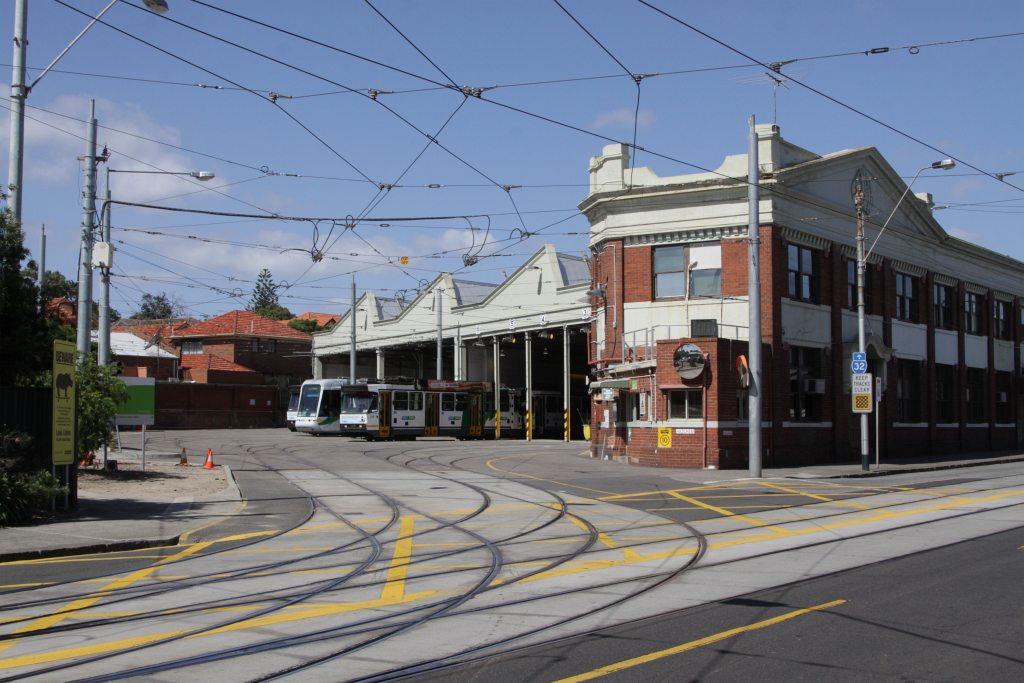 Kew Tram Depot Wikipedia
