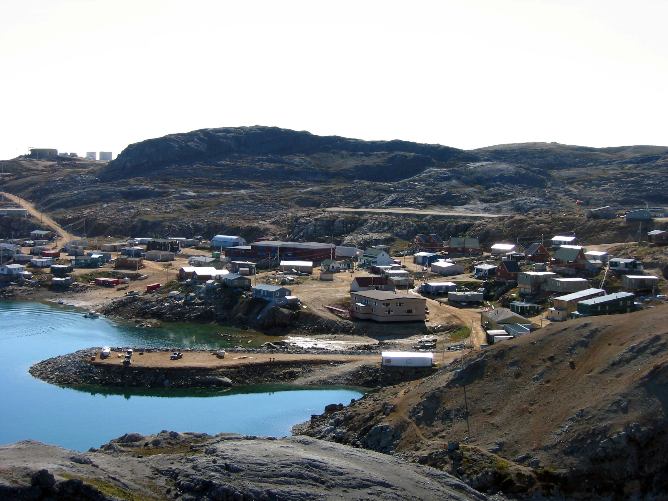 nunavut cities towns and villages